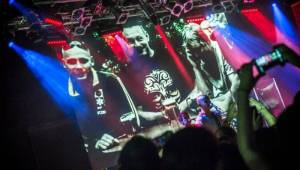 Chinaski v Lucerna Music Baru vyprodali tři večery po sobě