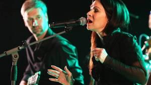 Anna K. si na koncert v Mikulově přizvala Davida Kollera