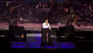 Lucie Bílá dvakrát zaplnila O2 arenu, na koncertech Fifty Fifty vystoupil i Arakain