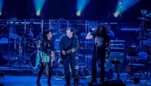 Lucie Bílá byla v O2 areně za metalovou královnu i popovou divu