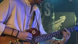 První Indie Rock Night v Rock Café ovládli britští The Silver Spoons