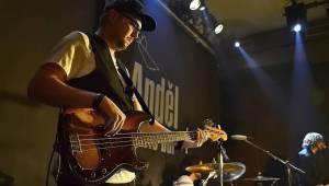 Nový projekt Blues Not Dead vystoupil premiérově v plzeňském Andělu