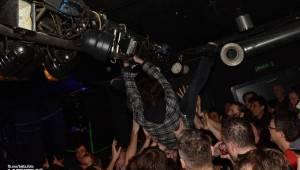 Slobodná Európa slavila v Rock Café 25 let alba Pakáreň