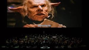 Harry Potter a Český národní symfonický orchestr vyčarovali v O2 areně fantastickou atmosféru