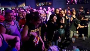 Brutus v Chomutově: Legenda bigbítu zaplnila Music XS club