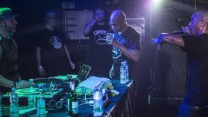 Onyx v Rock Café svlékali bundy: Prahu rozhoupal drsný rap z New Yorku