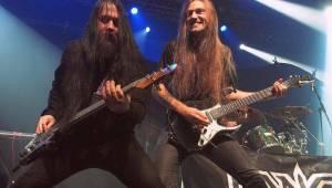 HammerFall ve Zlíně: Halu Euronics rozduněla metalová kladiva
