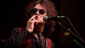 Glenn Hughes, bývalý člen Deep Purple a laureát Žebříku, zahrál v Praze