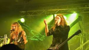 Rockové modly Alkehol a Doga dobyly plzeňskou Šeříkovku