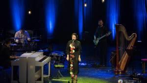 Katarína Knechtová zpívala pražské Hybernii: