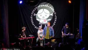 Pekař a Jakub Děkan v Chomutově: Malý Velký Tour přilákalo fanoušky do Music XS Clubu