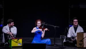 Druhý koncert tančící houslistky Lindsey Stirling byl dechberoucí