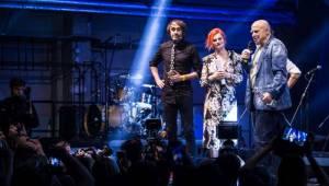 Žebřík nabídl koncerty domácích hvězd, zazpívali Tomáš Klus, Ivan Mládek i Slza