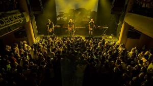 Vypsaná fiXa křtila své nové album v narvané Akropoli