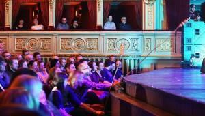 Wohnout unplugged v Brně: v Mahenově divadle voněly špekáčky