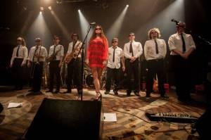 Laura a její tygři v Lucerna Music Baru pokřtili klip a strhli k tanci