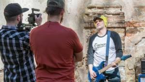 Harlej připravuje nový klip Strážní andělé, podívejte se na exkluzivní fotky z natáčení