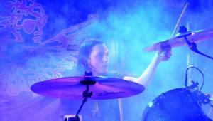 Deaf Havana v Praze: V Rock Café se před deštěm schovali příznivci řízných kytar