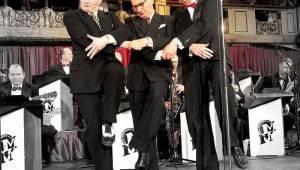 Ondřej Havelka s Melody Makers roztančil Lucernu swingem