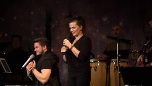 S Ondřejem Brzobohatým zpívala v Plzni i Marta Jandová