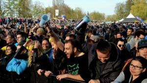 Hradecký Majáles zahájil sezónu open airů. Vystoupili Tomáš Klus, Aneta Langerová, Marpo a řada dalších