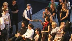 B-Side Band a Vojta Dyk třikrát vyprodali Brno, na prvním koncertě servírovali i whisky