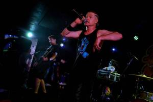 Dog Eat Dog zavítali v rámci českého turné do Rock Café, atmosféra byla skvělá