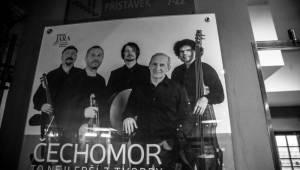 Čechomor zahrál v pražské Hybernii To nejlepší z tvorby