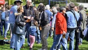 Milník času ve Chvojkových lomech: Starý psi, Postregenerace a další hráli v Plzni
