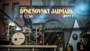 Na Benešovském jarmarku zahráli Michal Hrůza nebo Čechomor