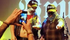 Napalm Death a hosté na Flédě: Vzduchem létaly mexické mačety, skákalo se ostošest