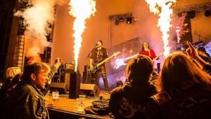 Citron, Axxis a Tanja zakončili turné Souboj rebelů skvělou show ve Strakonicích