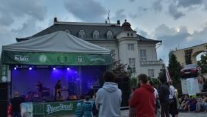V Plzni začal Landscape festival, v pivovaru zahráli Priessnitz a Munroe