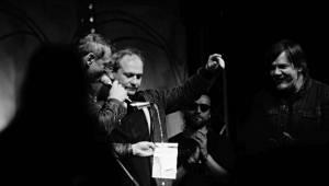Michal Hrůza na zámku Sychrov oslavil 20 let na scéně a vydání nové desky Sám se sebou