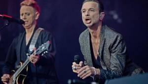 Depeche Mode přivezli do Prahy černou módu. Eden aréna praskala ve švech