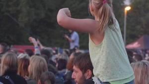 Divokej Bill odstartoval velké open air turné v Plzni