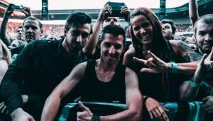 Rammstein v Praze: Provokatér Till Lindemann se jako terorista odpálil na pódiu