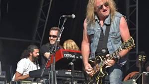 Metalfest v Plzni: První den metalového svátku ovládli Hammerfall, Airbourne nebo Primal Fear