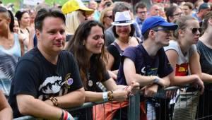 ONLINE: Okoř se šťávou odstartovali Sebastian a ATMO music, vystoupí i Wohnout nebo Hana Zagorová