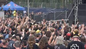 Druhý den Metalfestu: V Plzni běsnili Amaranthe nebo Tarja Turunen se Sharon den Adel