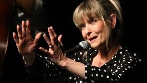 Chantal Poullain pěla v Hodoníně svoje šansony