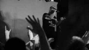 Vladimir 518 křtil v Roxy desku Ultra! Ultra!, předvedl výpravnou vizuální show