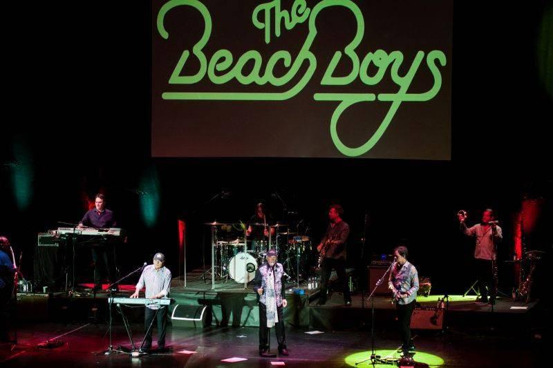 Beach Boys se do Česka vrátili skoro po padesáti letech