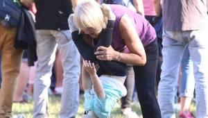 Na slavkovském Topfestu zahráli angličtí The Rubettes, Marta Jandová vystoupila i se zlomenou nohou