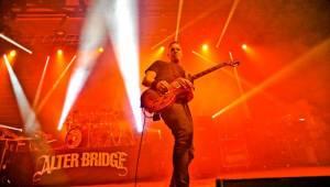 Alter Bridge v Praze: S posledním hrdinou zaplnili Forum Karlín