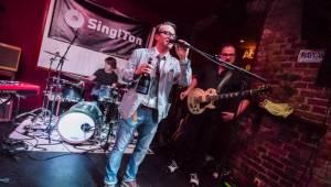 Debbi a David Stypka křtili nové desky, SinglTon slavil 5. narozeniny