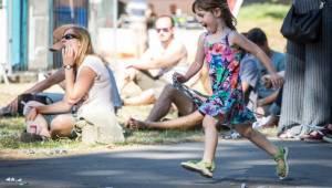 Metronome festival pokračoval s Kasabian, Lenny, Blood Red Shoes nebo Young Fathers
