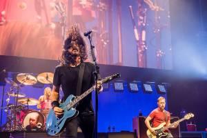 Foo Fighters v Praze: Elektrizující rocková show, na kterou se nezapomene