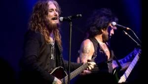 The Dead Daisies rozezněli Lucerna Music Bar pravým rock'n'rollem