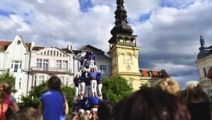 Festival v ulicích ovládl centrum Ostravy: Zpívali Lenny, Thom Artway nebo Emma Smetana